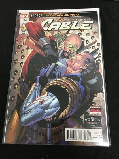 Cable #154 Comic Book from Amazing Collection