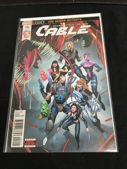 Cable #153 Comic Book from Amazing Collection