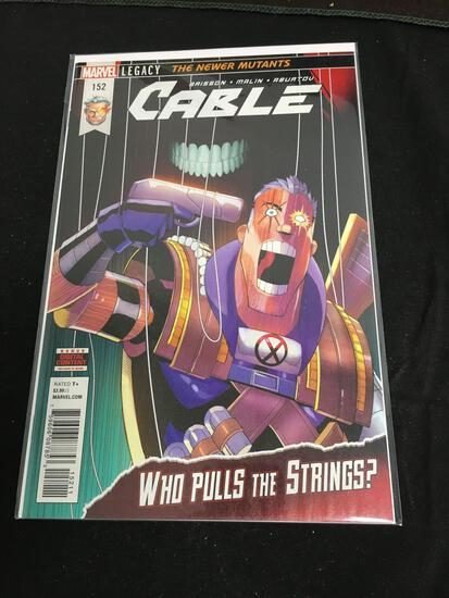 Cable #152 Comic Book from Amazing Collection B