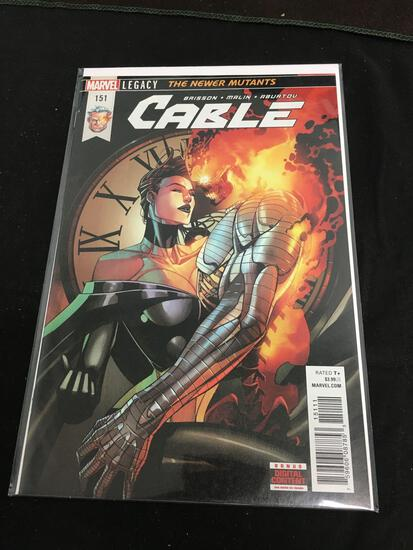 Cable #151 Comic Book from Amazing Collection