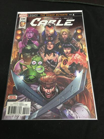 Cable #150 Comic Book from Amazing Collection
