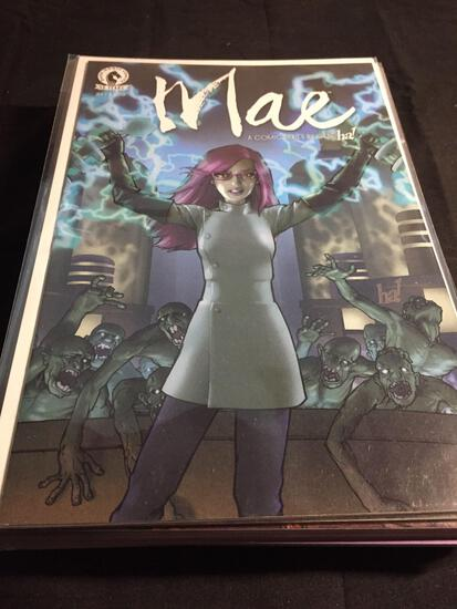 Mae #4 Comic Book from Amazing Collection