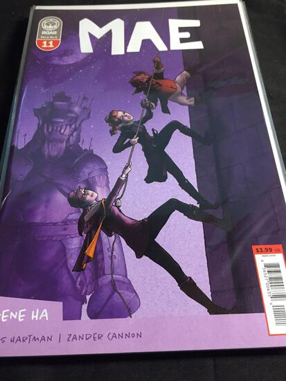 Mae #11 Comic Book from Amazing Collection