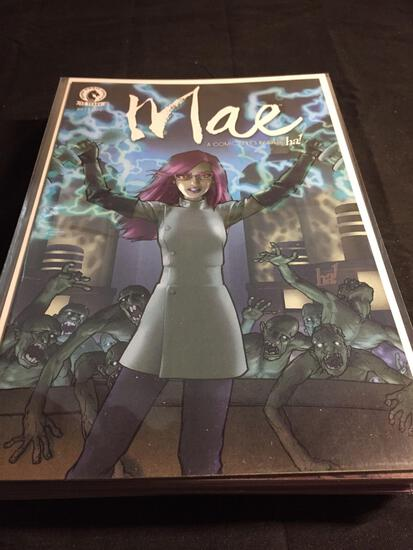 Mae #4 Comic Book from Amazing Collection B