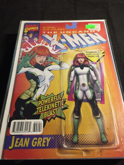 Uncanny X-Men #600 Variant Edition C Comic Book from Amazing Collection