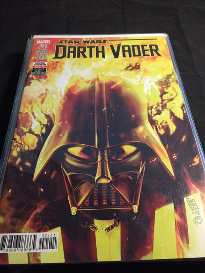 Darth Vader #24 Comic Book from Amazing Collection
