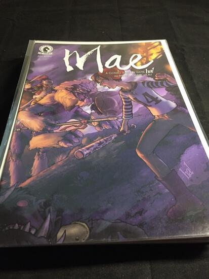 Mae #6 Comic Book from Amazing Collection