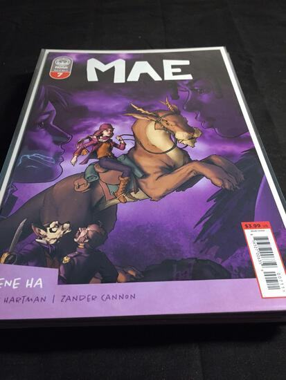 Mae #7 Comic Book from Amazing Collection