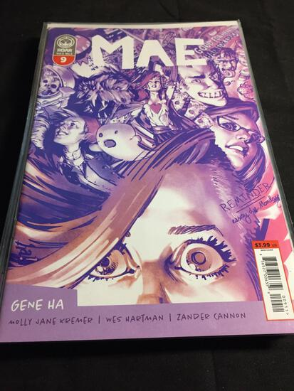 Mae #9 Comic Book from Amazing Collection