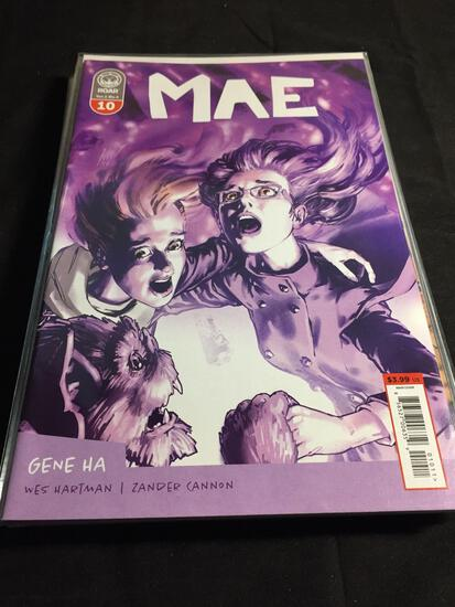 Mae #10 Comic Book from Amazing Collection