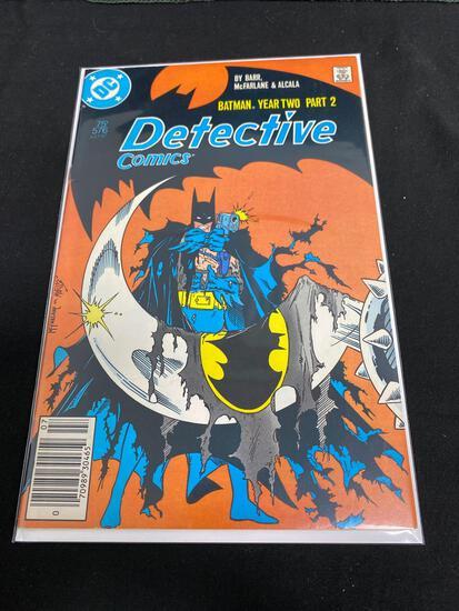 DC Comics, Detective Comics Batman Year Two Part 2 #576-Comic Book