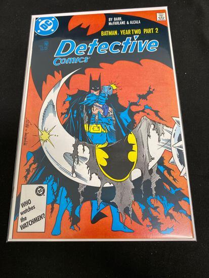 DC Comics, Detective Comics Batman Year Two Part 2 #576 B-Comic Book