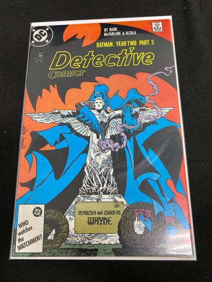 DC Comics, Detective Comics Batman Year Two Part 3 #577-Comic Book