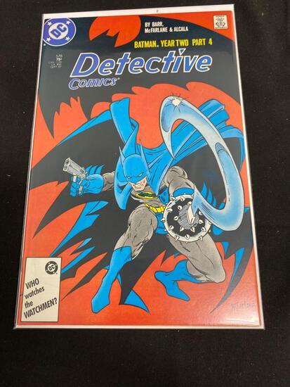 DC Comics, Detective Comics Batman Year Two Part 4 #578-Comic Book