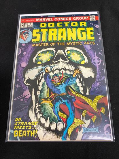 Marvel Comics, Doctor Strange #4-Comic Book