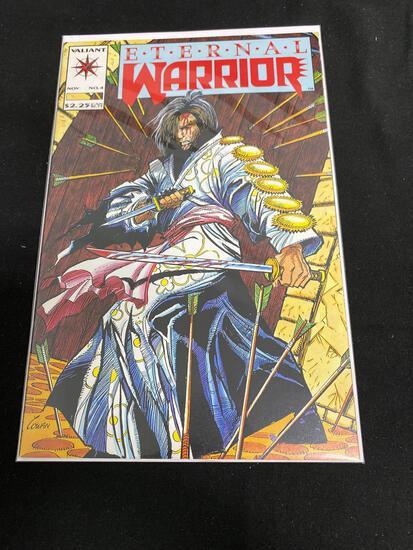 Valiant, Eternal Warrior #4-Comic Book