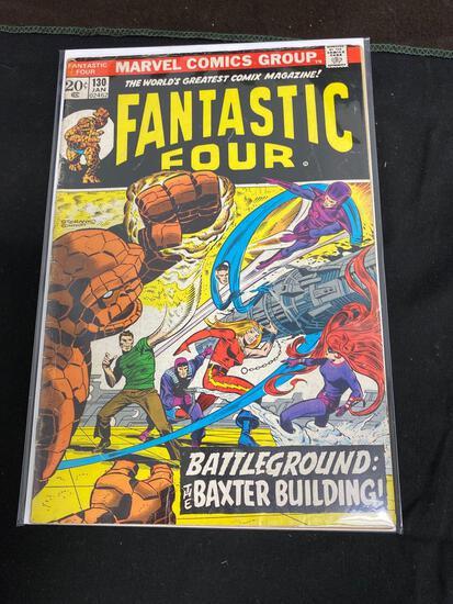 Marvel, Fantastic Four #130-Comic Book