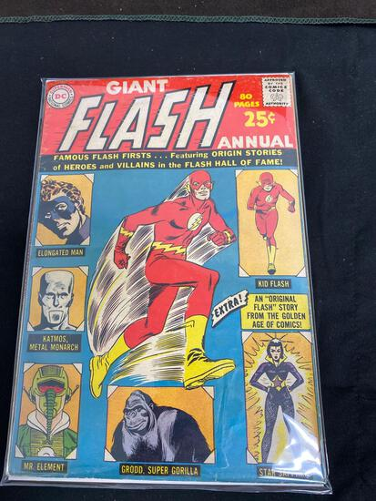DC, Flash Giant Annual #1-Comic Book