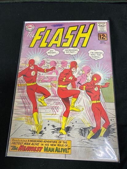 DC, The Flash #132-Comic Book