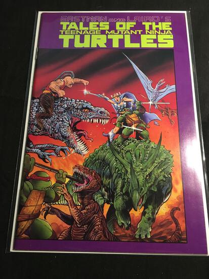 Eastman And Laird's Tales Of The Teenage Mutant Ninja Turtles #1-Comic Book