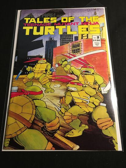 Eastman And Laird's Tales Of The Teenage Mutant Ninja Turtles #2-Comic Book