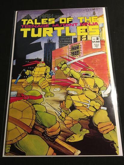 Eastman And Laird's Tales Of The Teenage Mutant Ninja Turtles #2 B-Comic Book