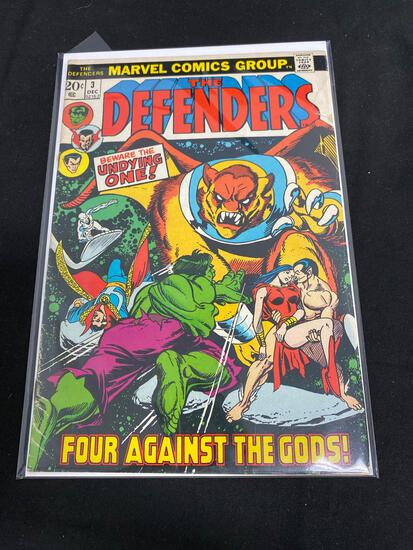 Marvel Comics, The Defenders #3-Comic Book