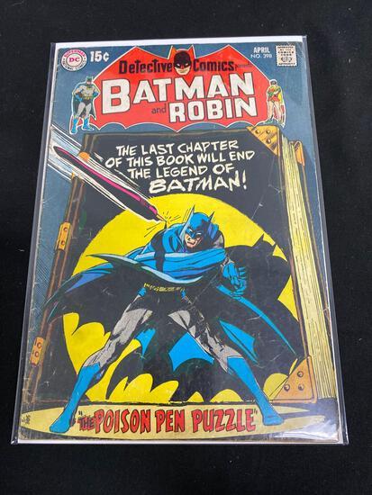 Detective Comics Presents Batman And Robin #398-Comic Book