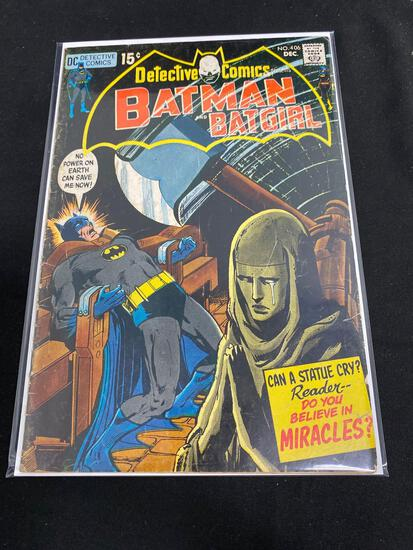 Detective Comics Presents Batman And Robin #406-Comic Book