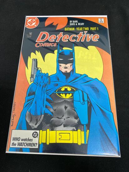 DC Comics, Detective Comics Batman Year Two Part 1 #575-Comic Book