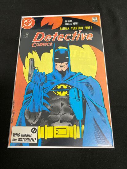 DC Comics, Detective Comics Batman Year Two Part 1 #575 B-Comic Book