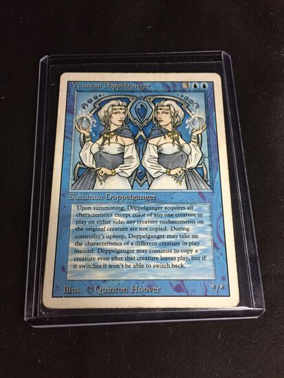 Magic the Gathering VESUVAN DOPPELGANGER Revised Vintage Trading Card
