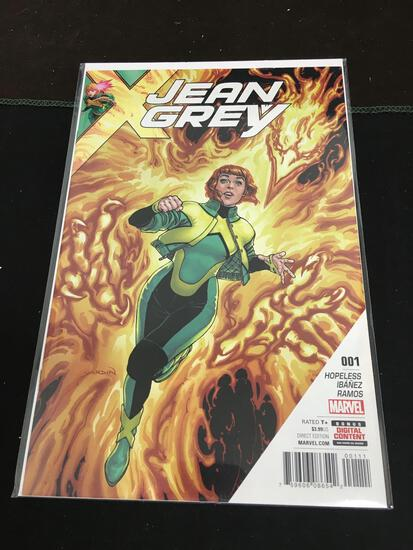 Jean Grey #1 Comic Book from Amazing Collection