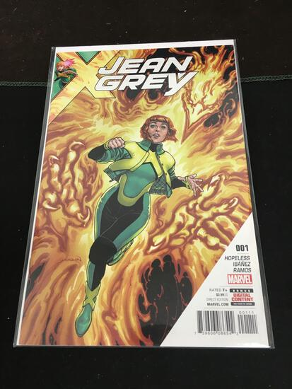 Jean Grey #1 Comic Book from Amazing Collection B
