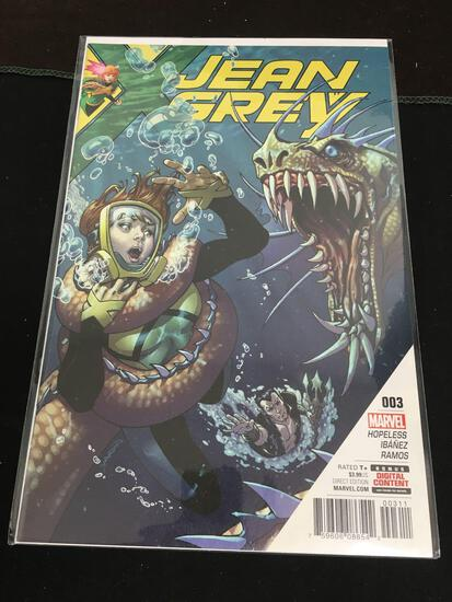 Jean Grey #3 Comic Book from Amazing Collection