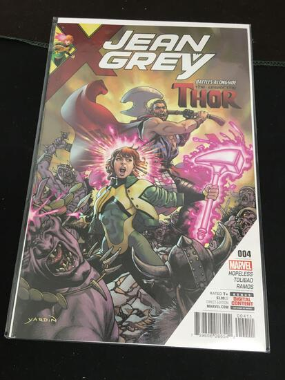 Jean Grey #4 Comic Book from Amazing Collection B