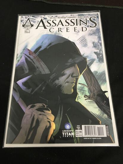 Assassin's Creed #1 Comic Book from Amazing Collection