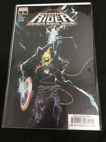 Cosmic Ghost Rider #5 Comic Book from Amazing Collection