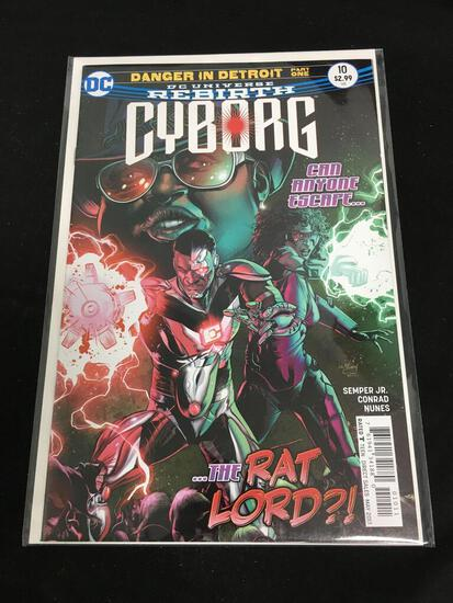 8/15 Amazing Comic Book Auction