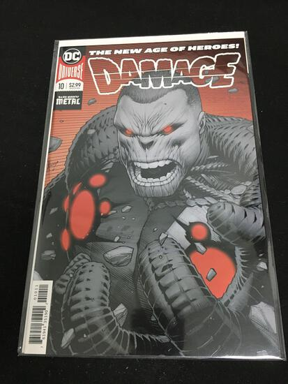 Damage #10 Comic Book from Amazing Collection