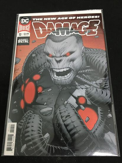 Damage #10 Comic Book from Amazing Collection B