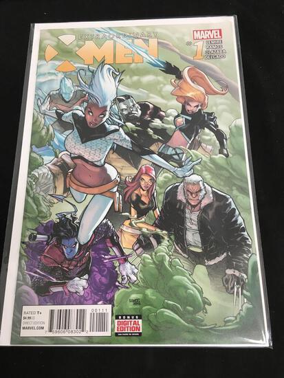 8/16 Comic Book Auction