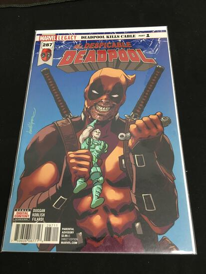 Deadpool #287 Comic Book from Amazing Collection