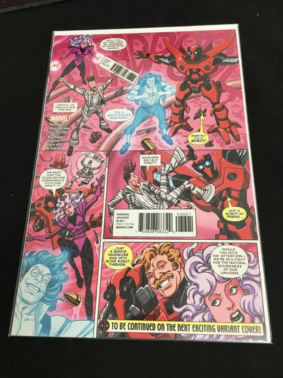 Deadpool #36 Secret Comic Variant Comic Book from Amazing Collection