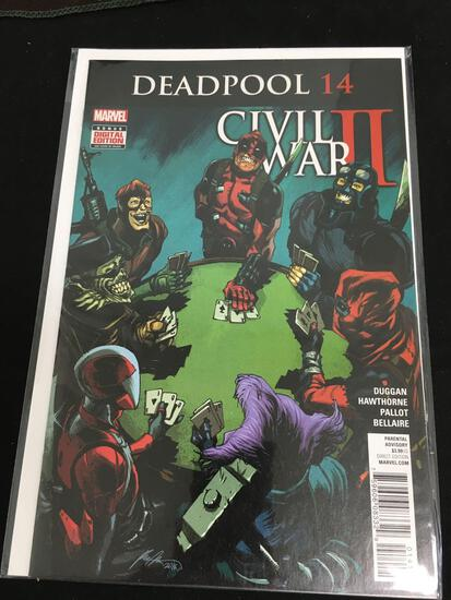 Deadpool #14 Comic Book from Amazing Collection B