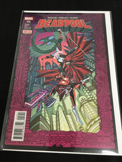 Deadpool #12 Comic Book from Amazing Collection