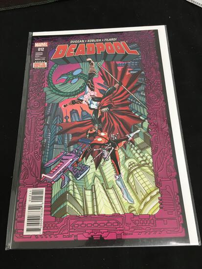 Deadpool #12 Comic Book from Amazing Collection B