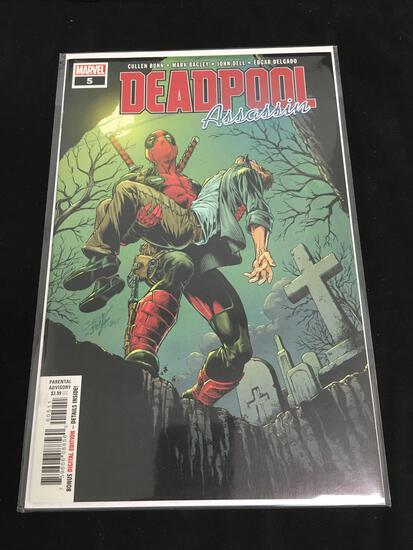 Deadpool Assasin #5 Comic Book from Amazing Collection