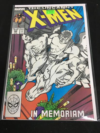 The Uncanny X-Men #228 Comic Book from Amazing Collection B
