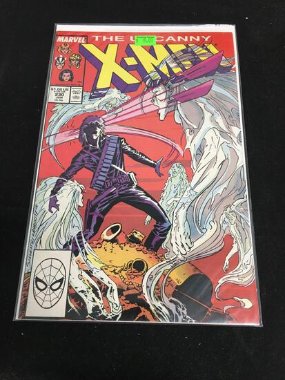 The Uncanny X-Men #230 Comic Book from Amazing Collection